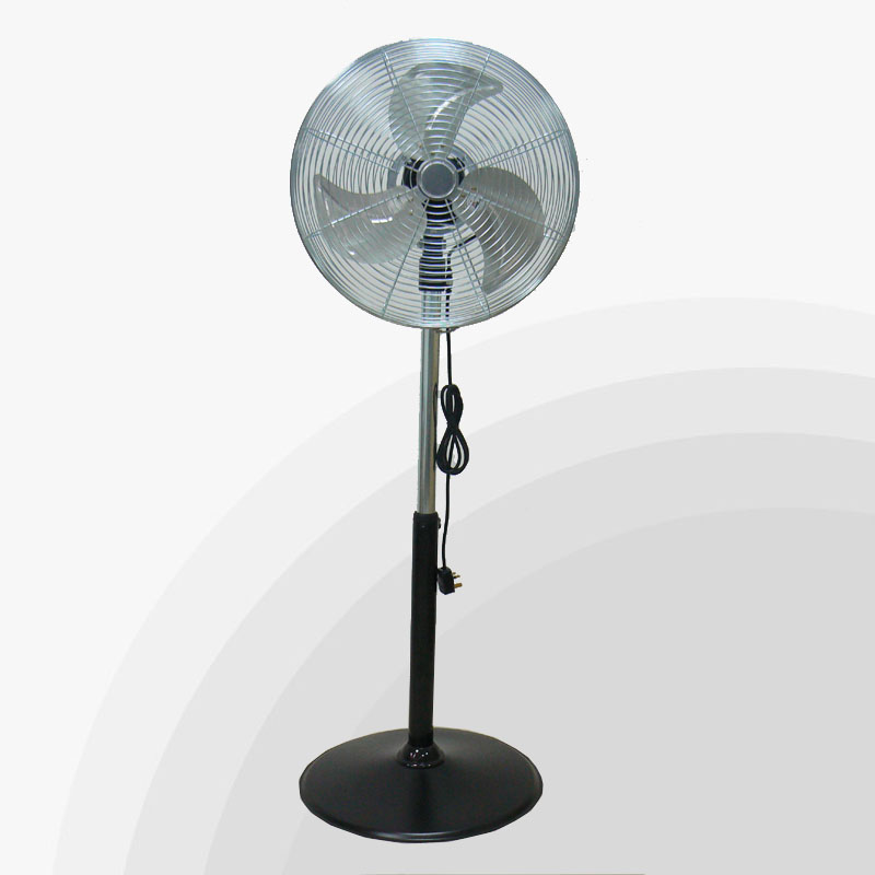 Big Stand Up Oscillating Fan : Industrial stand fan quot